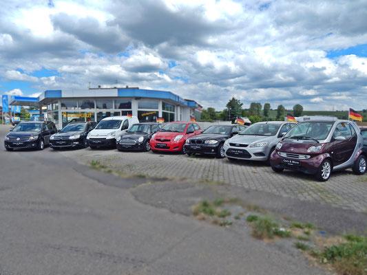 Autohaus Cars & More Sachsenheimer Autohandel Ausstellungsplatz