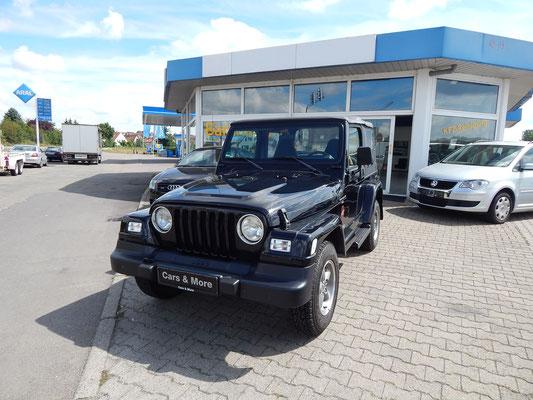 Autohaus Cars & More Sachsenheimer Jeep Wrangler 4.0