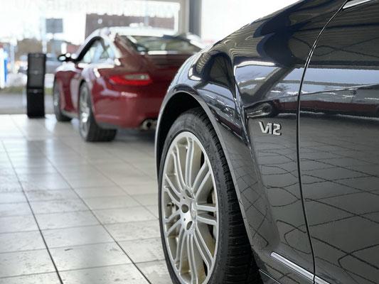 Autohaus Cars & More Sachsenheimer GmbH Mercedes S 600 L V12 Biturbo Porsche 997 Targa 4S