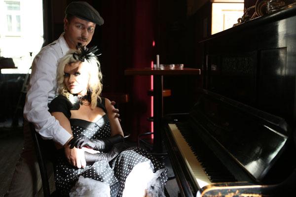 Martha Enser & Markus Jimi Ivan