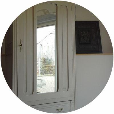 armoire parisienne, armoire vintage