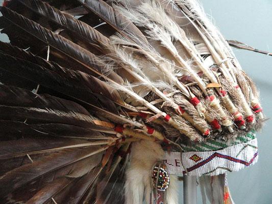Choctaw Kopfbedeckung