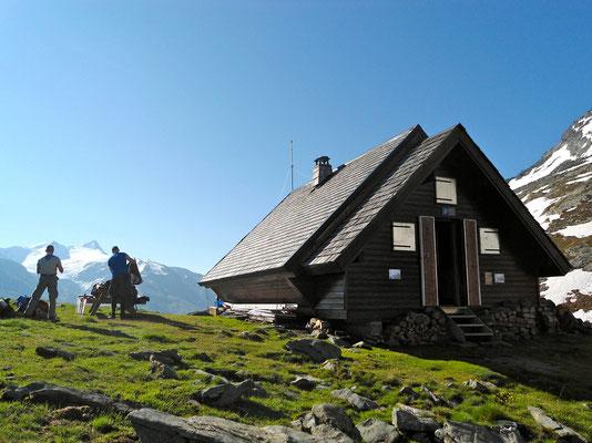 Bienvenue sur le site du refuge de Turia refuge de turia