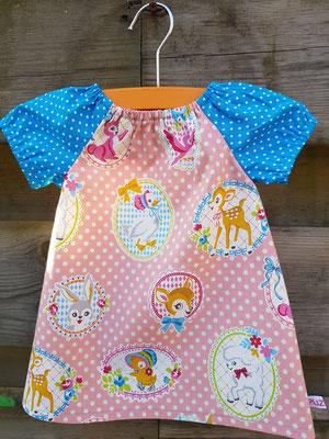 So cute katoenen jurkje. Artikel code 56-030 . Prijs: 24,95 excl. verzendkosten