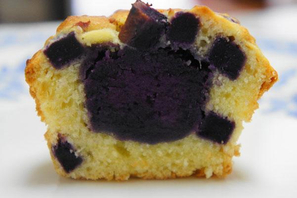 紫芋(カット)