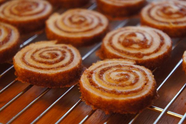 シナモンシュガークッキー