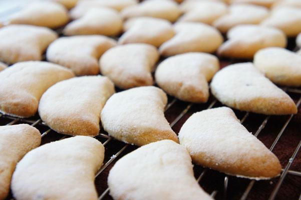 アニス(キャラウェイ)のクッキー