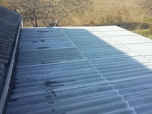 Накриття даху.