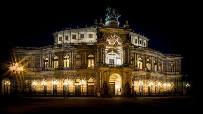 Städtereise Dresden - Semperoper
