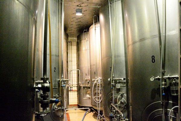 Hausbrauerei Zum Schlüssel Brauereiführung
