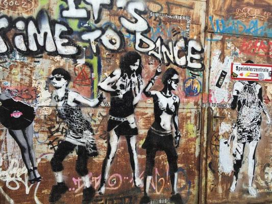 Städtereisen Deutschland Berlin East Side Gallery Street Art