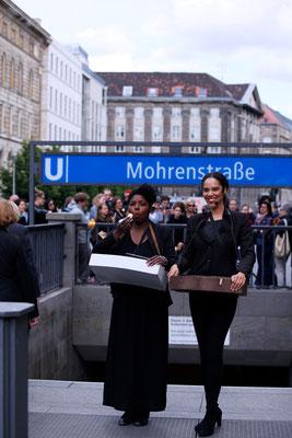 Dauerkolonie Berlin mit Lara Sophie Milagro