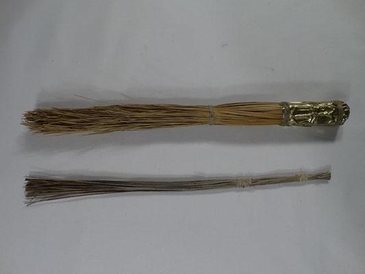 Крапила из травы