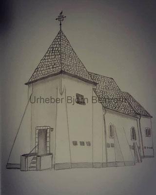 """Kapelle am Totenmaar""   [2016]"