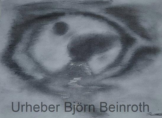 """Badebombe"" Kohle Din A4   [2015]"