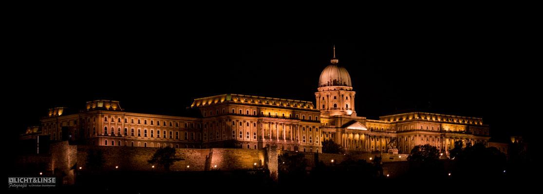 Burgpalast Budapest