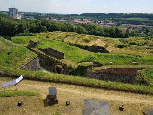Das Fort von Belfort