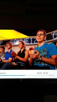 Tab-Di im TV :-) SRF, Sportaktuell