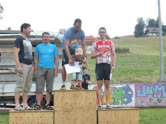 Podest an der Ursenbach-Trophy