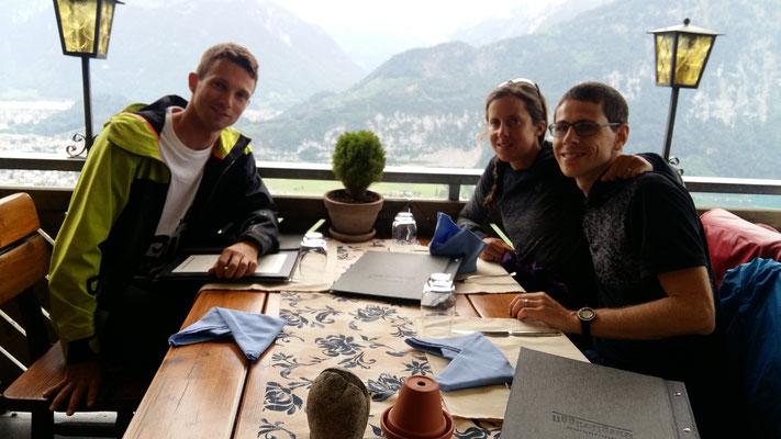 E Guete - Restaurant Luegibrüggli oberhalb Interlaken