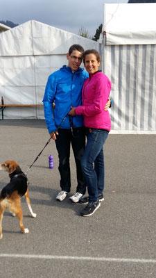 Wir zwei und Werners Hund