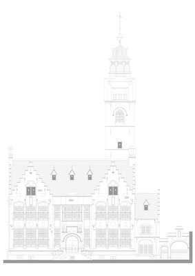 Stadhuis te Diksmuide