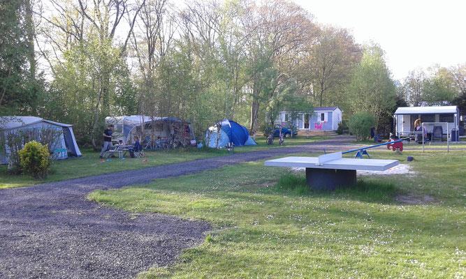 Camping te koop