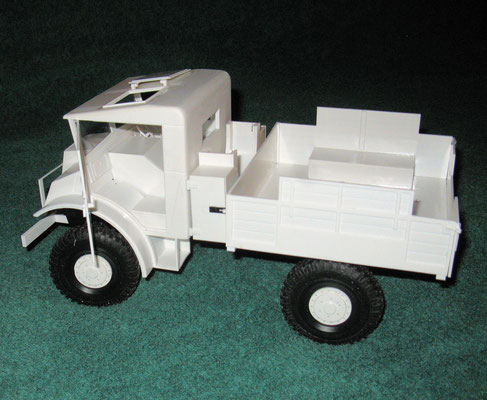Chevy 101 Zoll Rahmen von links