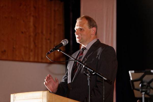 Michael Sporrer, 1 Vorstand erzählt die Geschichte