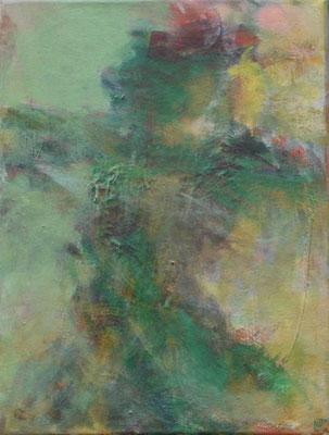 Tango de nuit, 40x30 cm, Acryl auf Leinwand