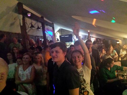"Veliky Novgorod 2016 ""Jazz@Blues""."