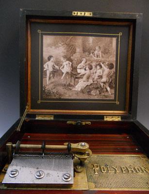 Polyphon Spieluhr um 1900