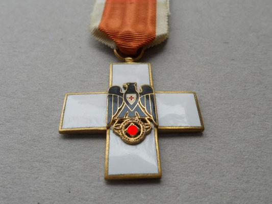 Ehrenzeichen des Deutschen Roten Kreuzes 1. Klasse Gestiftet v. Herzog Carl Eduard von Sachsen Coburg und Gotha