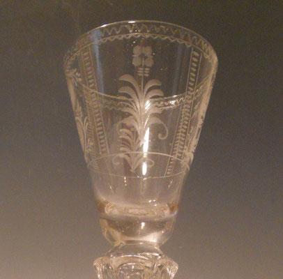 Barock Kelchglas