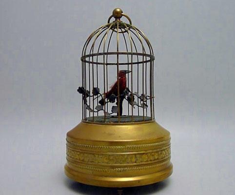 Singvogel-Automat Griesbaum