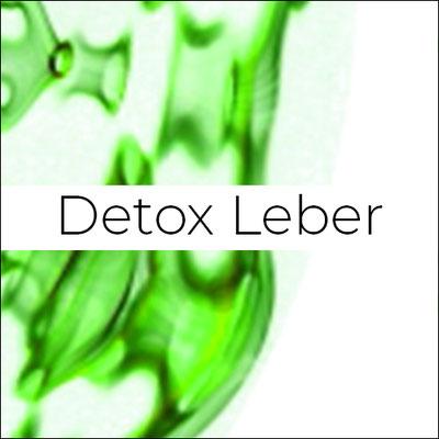 Detox Leber
