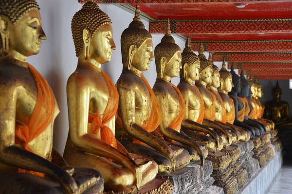 Buddhas Thailand