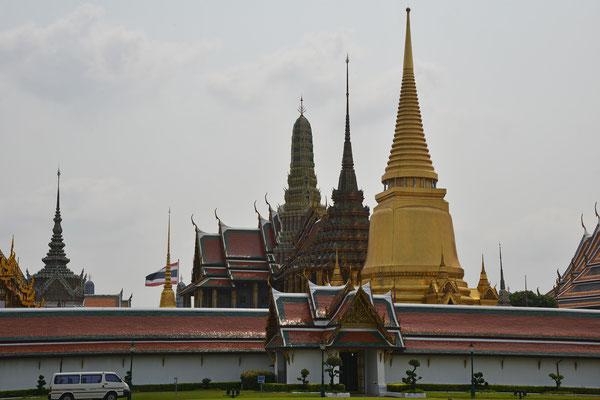 Wat Pra Kheo Bangkok