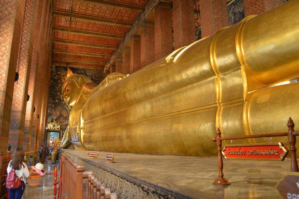 lying Buddha Bangkok
