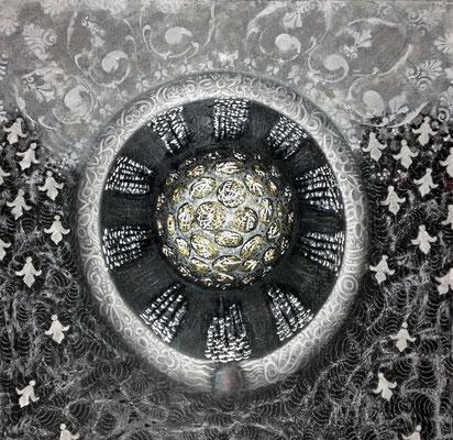 Quantum  - 100 x 100 cm