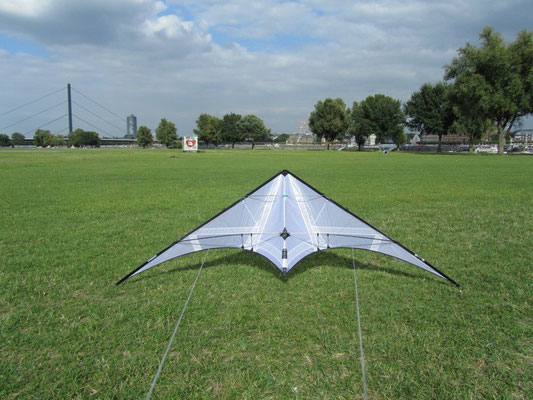 Kitehouse - Cosmic TC Ghost (SUL), Breite/Höhe: 247/96 cm, 3 - 15 km/h, Bft: 1 - 3