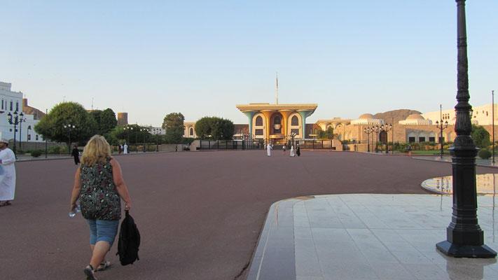 Der Sultanpalast