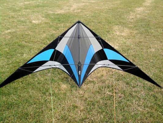 R-Sky - Nirvana SE - S (STD), Breite/Höhe: 232/96 cm, 6 - 25 km/h, Bft: 1 - 4