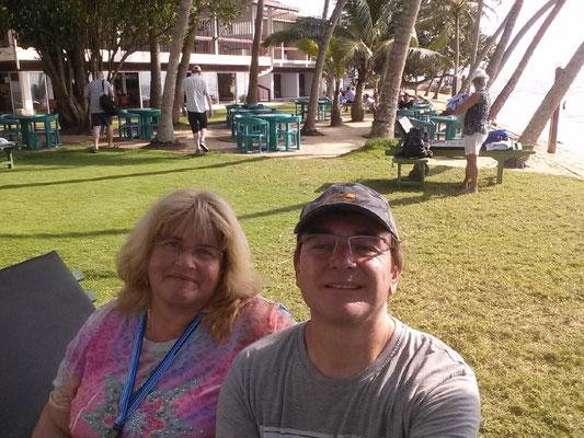 Ein Tag im Ysillon-Ressort (Hotelanlage mit Strandzugang)