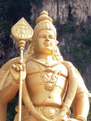 Murugan, hinduistischer Gott