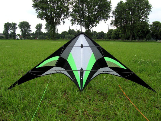 R-Sky - NSE 15 (STD), Breite/Höhe: 213/86 cm, 5 - 30 km/h, Bft: 1 - 5