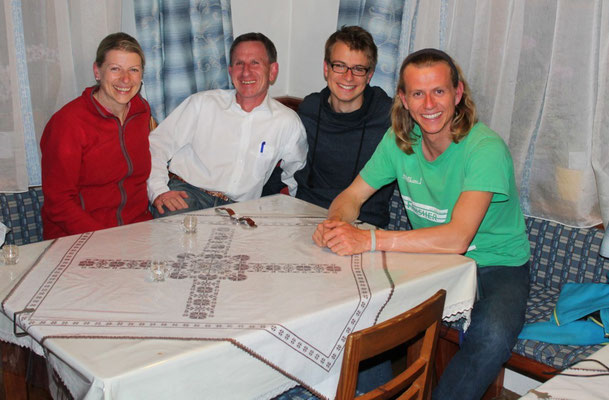 Familie Merz aus Berlin