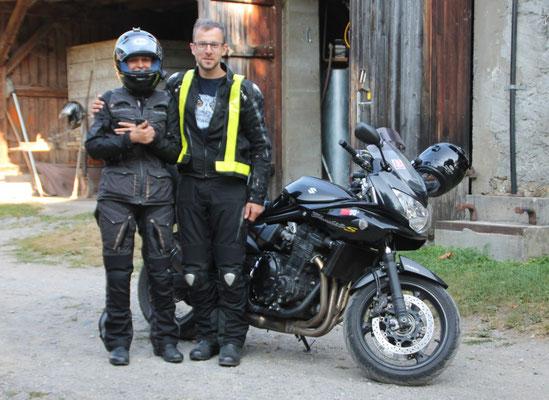 Biker aus Polen