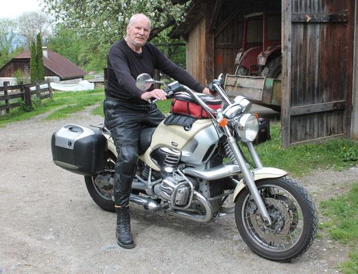Biker aus Berlin (79 Jahre)