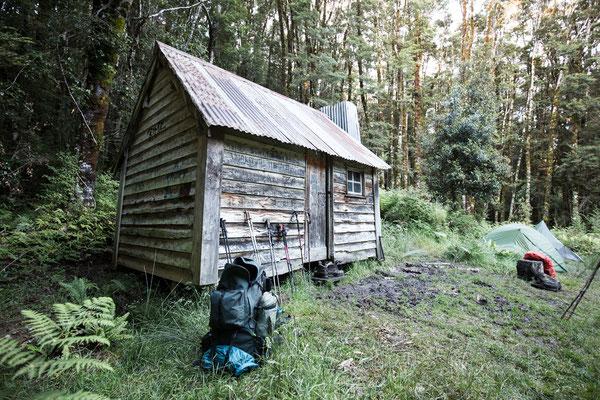 Martin's Hut (Day 124)